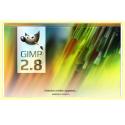 openingsscherm GIMP